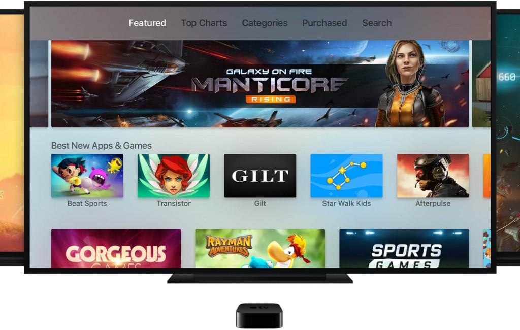 Bästa spelen för Apple TV