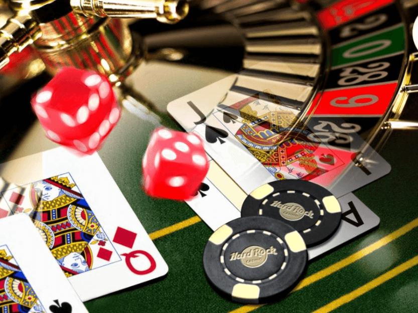 Att spela på online casino